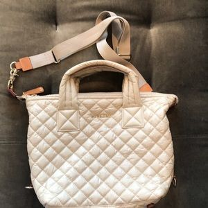 MZ Wallace Ivory small Sutton